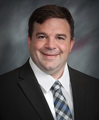Steve Turner, Director of Billilng Services